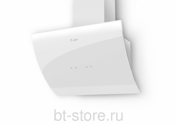 Вытяжка Lex Plaza 600 White