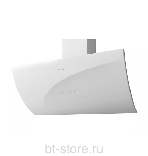 Вытяжка Lex Plaza 900 White